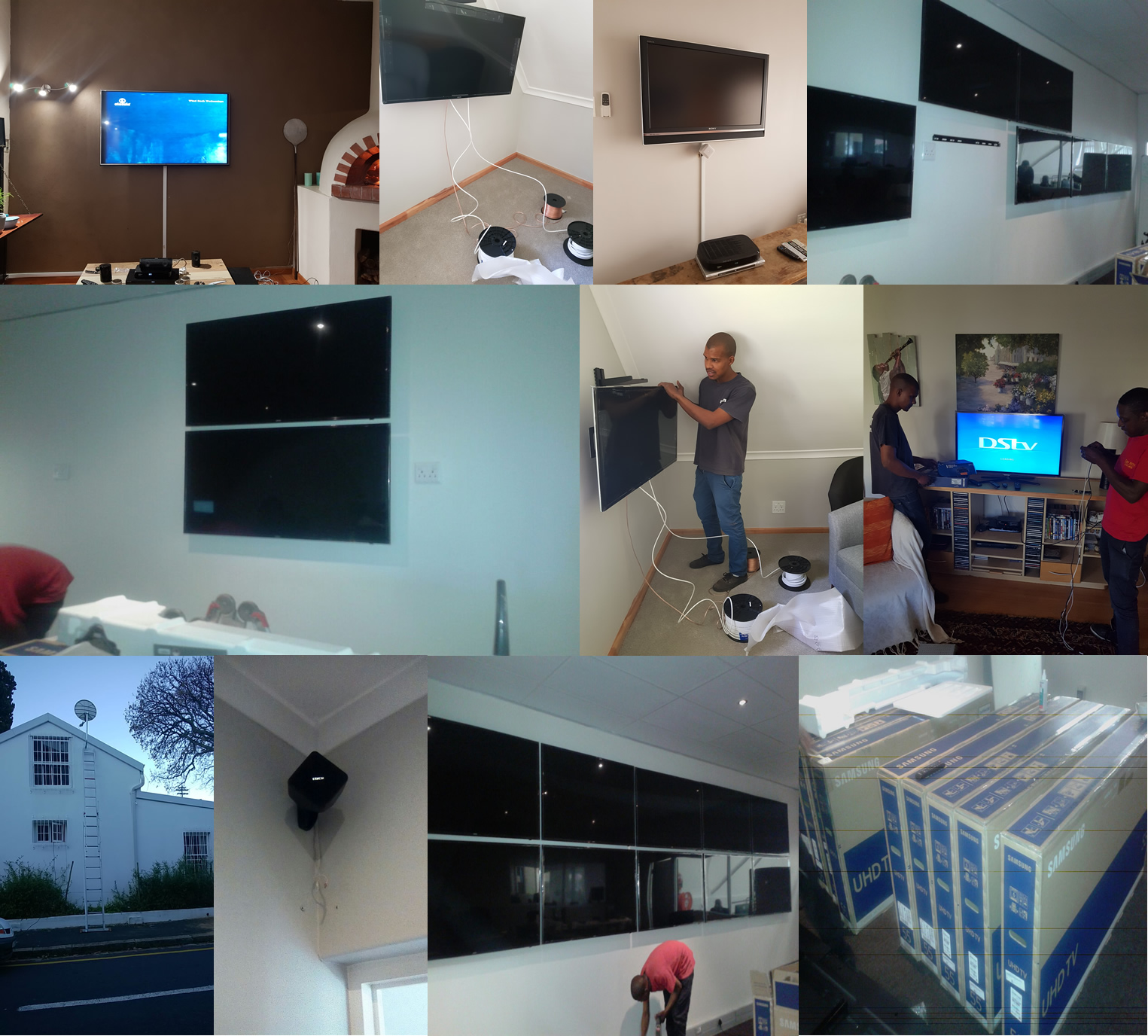 Dstv Installers Cape Town Accredited Dstv Installation