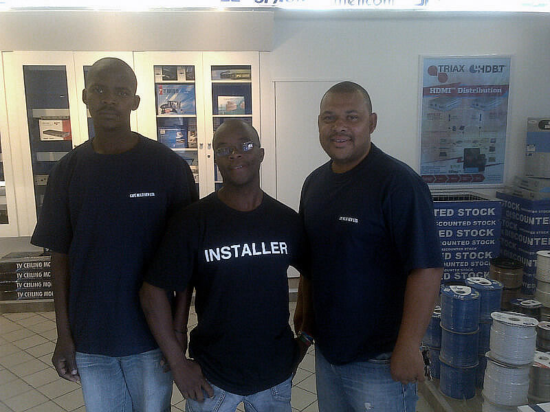 satellite installers the parklands area
